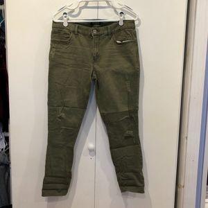 Express Crop Jeans